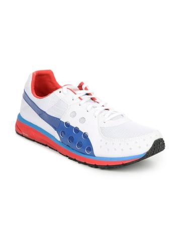 Puma Men Evo Speed Faas 300 White Sports Shoes