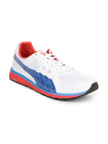 Puma Men Evo Speed Faas 300 White Sports Shoes