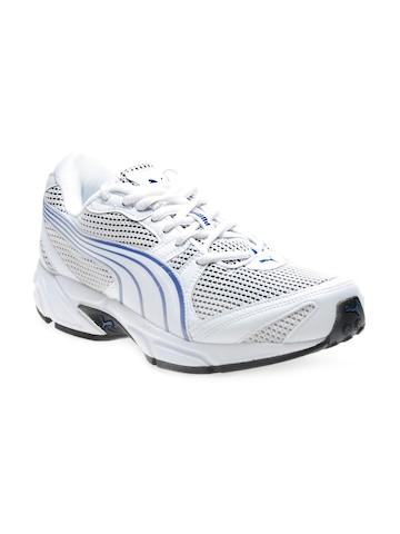 Puma Men White Aquil Ind Sports Shoes