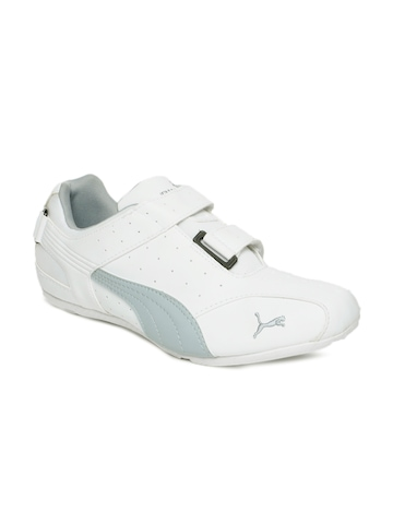 Puma Men Cyclocross White Casual Shoes