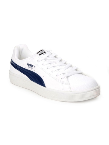 Puma Men White Biz II Shoes