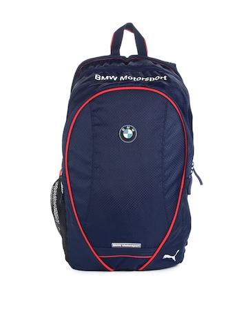 Puma Unisex Blue BMW Motorsport Backpack