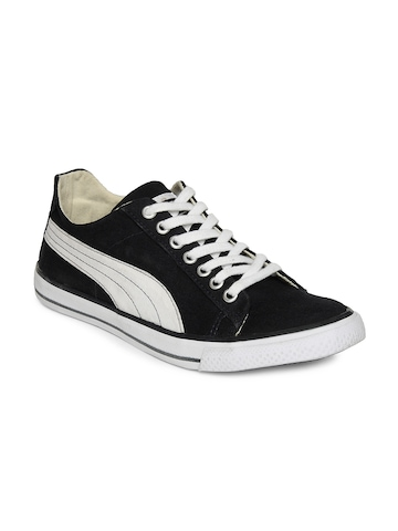 Puma Unisex Navy Blue Hip Hop Casual Shoes