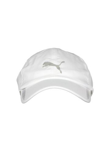 Puma Unisex White Cap