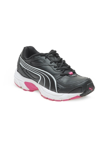 Puma Women Axis XT Wn s Black Sports Shoes