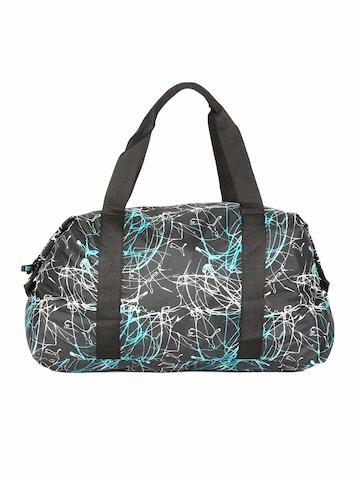 Puma Women Black Core Lite Grip Bag