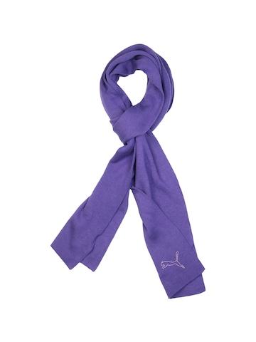 Puma Women Darsey Purple Scarf