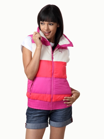 Puma Women Multi Coloured Jacket