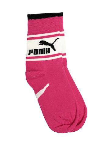 Puma Women Pink Socks