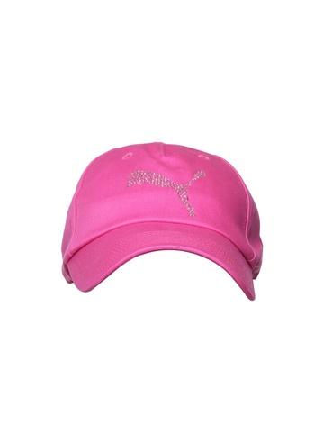 Puma Women Pink Sparkle Cat Cap