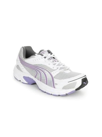 Puma Women White Axis Sports Shoes