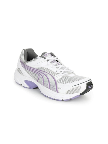 Puma Women White Axis Sports Shoes