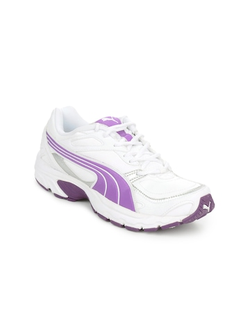 Puma Women's Axis XT White Shoe