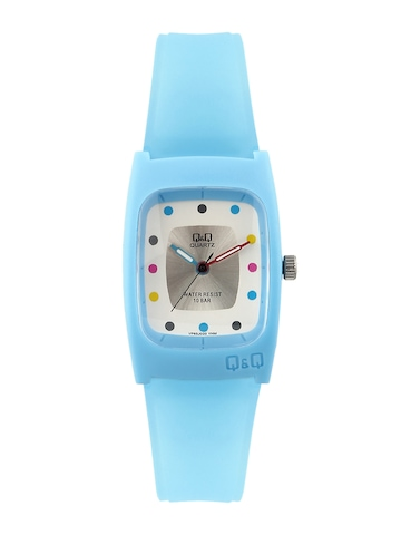 Q&Q Women White Dial Watch