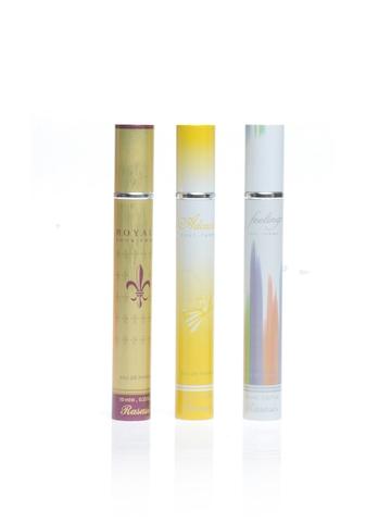 Rasasi Women Pack of 3 Perfumes