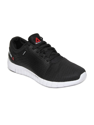 Reebok Men Black ZQuick Sports Shoes