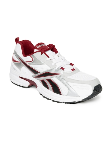 Reebok Men White Acciomax III Sports Shoes