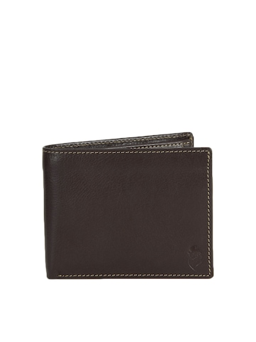 Reid & Taylor Men Brown Wallet