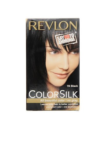 Revlon Colorsilk 1N Black Hair Colour