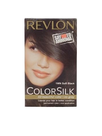 Revlon Colorsilk 1WN Soft Black Hair Colour