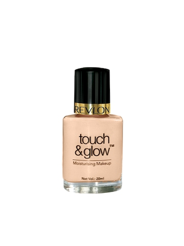 Revlon Touch And Glow Natural Mist Moisturising Make up 09