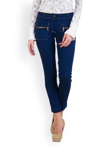 Rider Republic Women Blue Jeans at myntra