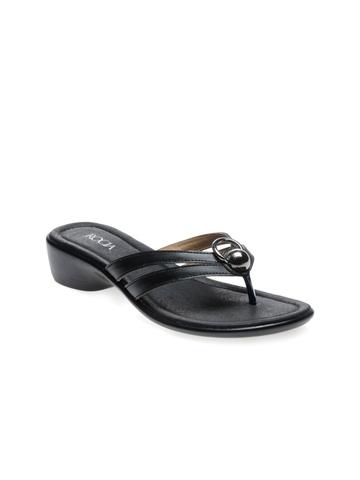 Rocia Women Black Sandals