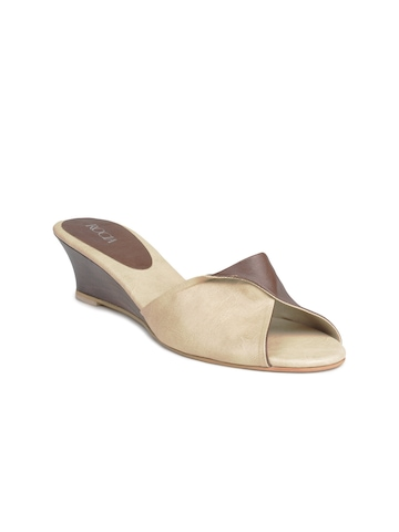 Rocia Women Brown Wedges