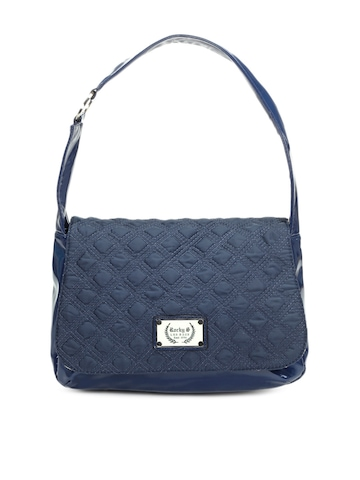 Rocky S Women Blue Handbag