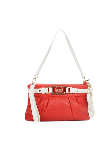 Rocky S Women Red Handbag