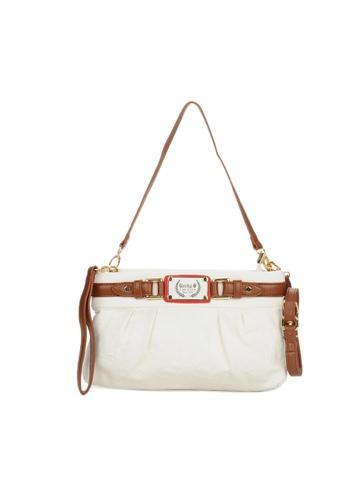 Rocky S Women White Handbag