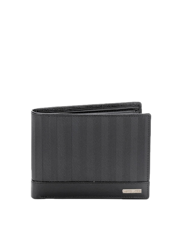 Samsonite Men Black Wallet
