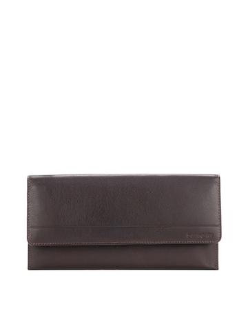 Samsonite Unisex Brown Travel Wallet