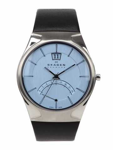 Skagen Men Blue Dial Watch