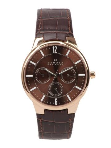 Skagen Men Brown Watch