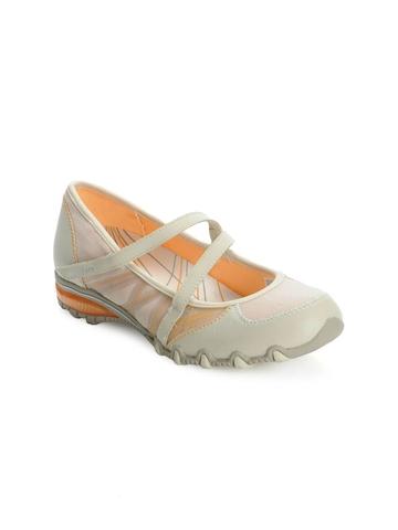 Skechers Women Beige Casual Shoes