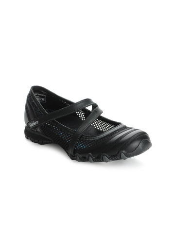 Skechers Women Black Casual Shoes