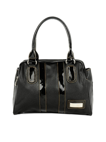 Spice Art Women Black Handbag