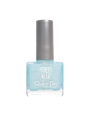 Streetwear Icy Blue Nail Polish # 68