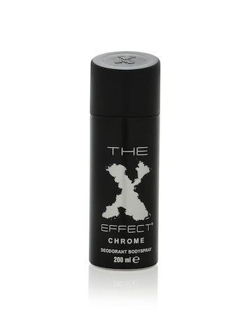 The X Effect Men Chrome Deo