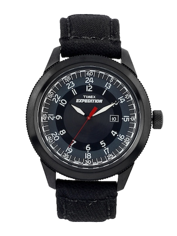 Timex Men Black Watch