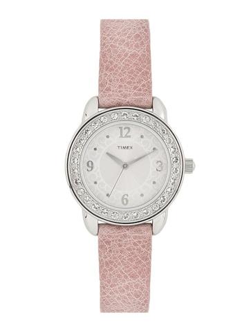 Timex Women Silver Dial Watch