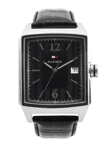 Tommy Hilfiger Men Black Watch TH1710279-D