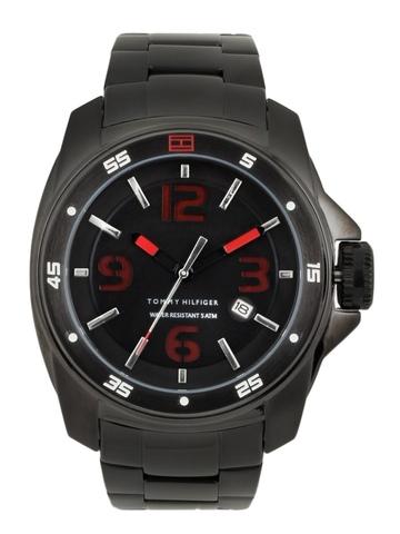 Tommy Hilfiger Men Black Dial Watch TH1790770-D