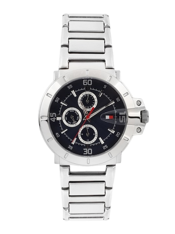 Tommy Hilfiger Men Navy Dial Watch TH1790472-D