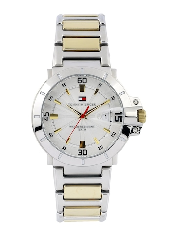 Tommy Hilfiger Men White Dial Watch NTH1790514-D