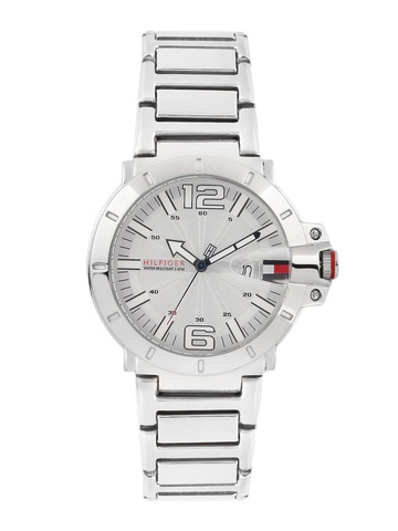 Tommy Hilfiger Men White Dial Watch NTH1790746-D