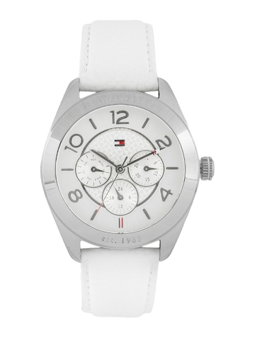 Tommy Hilfiger Women White Watch