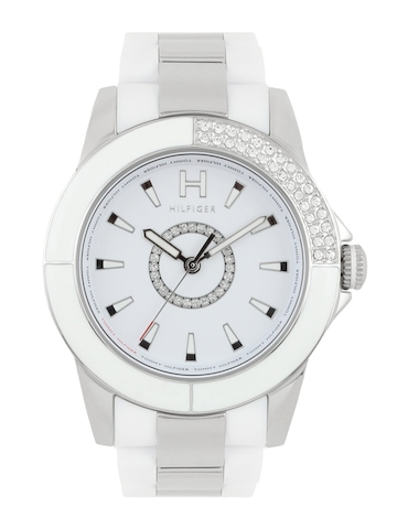 Tommy Hilfiger Women White Dial Watch TH1780973-D