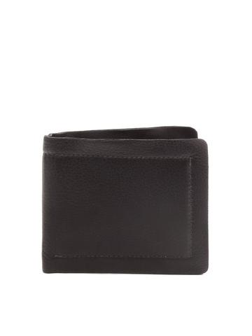 Turtle Men Brown Wallet